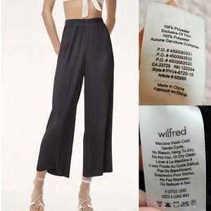 Aritzia Chaunce Pant culottes size xs